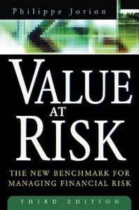 [해외]Value at Risk, 3rd Ed.