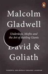 [해외]David and Goliath (Papaerback)