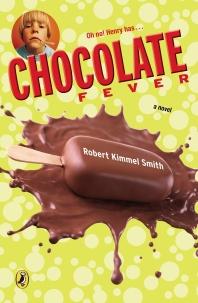 Chocolate Fever 표지앞면 밑부분에 접힌 자국 있음 / 전체적으로 반이상 페이지당 3~5단어 볼펜밑줄친후 한글필기함