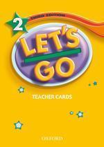 [보유]Let's Go 2 (Teacher Cards)