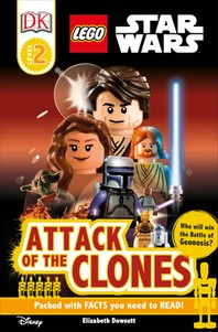 DK Readers: Lego Star Wars: Attack of the Clones