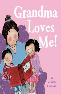 [해외]Grandma Loves Me! (Board Books)