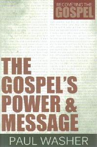 [해외]The Gospel's Power and Message (Paperback)
