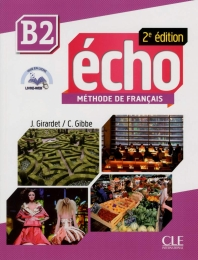 Echo B2 - 2e edition DVD+Livret