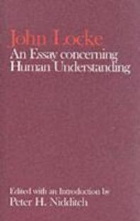 [해외]An Essay Concerning Human Understanding (Paperback)