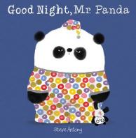 [해외]Good Night, Mr. Panda (Hardcover)