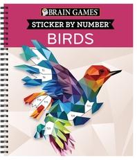 [해외]Brain Games - Sticker by Number