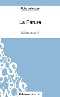 [해외]La Parure de Guy de Maupassant (Fiche de lecture)