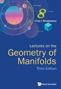 [해외]Lectures on the Geometry of Manifolds (Third Edition)