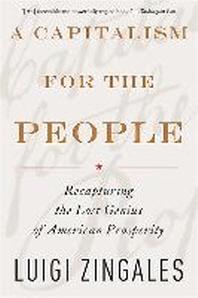 [해외]A Capitalism for the People (Paperback)