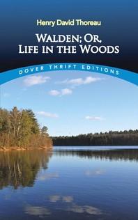 [해외]Walden, Or, Life in the Woods