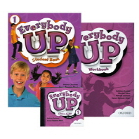 Everybody Up Pack. 1(SB+WB+CD)