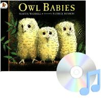 Owl Babies(CD1장포함)(Pictory Set PS-34)