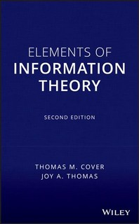 [해외]Elements of Information Theory