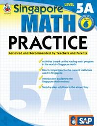 [해외]Math Practice, Grade 6