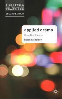 [해외]Applied Drama (Paperback)