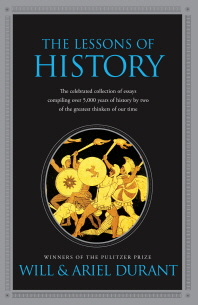 The Lessons of History(Paperback)