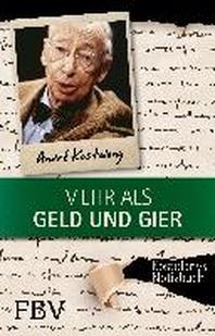 [해외]Mehr als Geld und Gier (Paperback)
