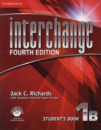 Interchange: 1B Students Book