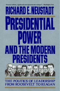 [해외]Presidential Power and the Modern Presidents