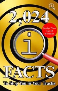 [해외]2,024 Qi Facts to Stop You in Your Tracks (Hardcover)