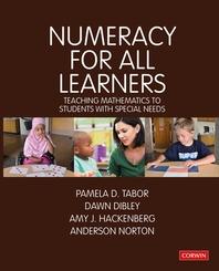 [해외]Numeracy for All Learners (Hardcover)
