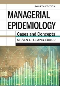 [해외]Managerial Epidemiology
