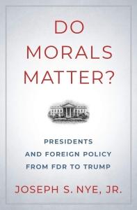 [해외]Do Morals Matter?