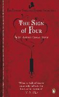 [해외]The Sign of Four. Arthur Conan Doyle (Paperback)