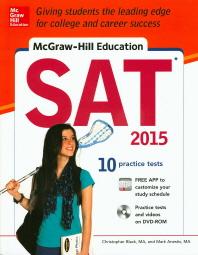 McGraw-Hill Education SAT 2015