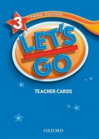 [보유]Let's Go 3 Teacher's Cards