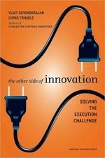 [해외]The Other Side of Innovation (Hardcover)