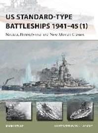 [해외]Us Standard-Type Battleships 1941-45 (1) (Paperback)
