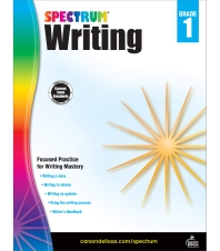 Spectrum Writing Grade. 1