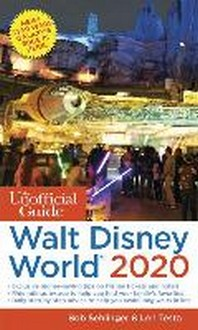 [해외]The Unofficial Guide to Walt Disney World 2020