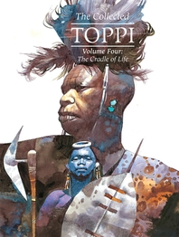 [해외]The Collected Toppi Vol.4