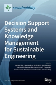 [해외]Decision Support Systems and Knowledge Management for Sustainable Engineering