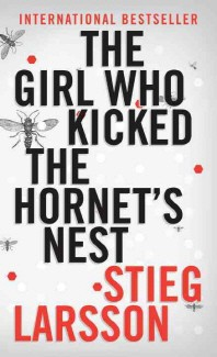 The Girl Who Kicked the Hornet's Nest(Pocket Book)