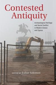 [해외]Contested Antiquity (Hardcover)