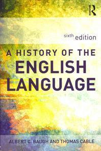History of the English Language (Paperback)