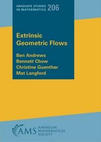 [해외]Extrinsic Geometric Flows