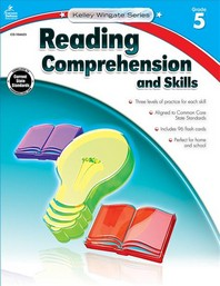 [해외]Reading Comprehension and Skills, Fifth Grade (Paperback)