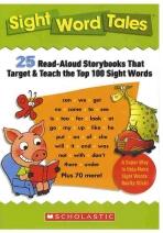 SIGHT WORD TALES(CD 5장)