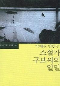 소설가 구보씨의 일일(한국문학전집)