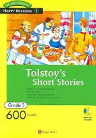 Tolstoys Short Stories (600 Words)(CD1장포함)(HAPPY READERS 3-1)