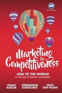 [해외]Marketing for Competitiveness (Paperback)