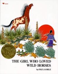 [해외]The Girl Who Loved Wild Horses