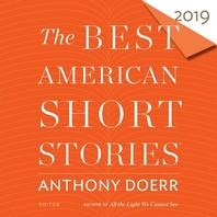 [해외]The Best American Short Stories 2019 Lib/E (Compact Disk)