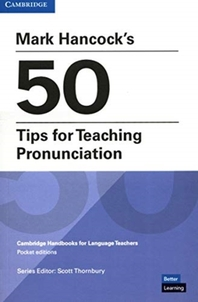 [해외]Mark Hancock's 50 Tips for Teaching Pronunciation