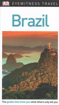 [해외]DK Eyewitness Brazil (Paperback)
